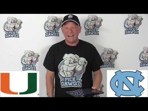 North Carolina vs Miami 1/25/20 Free College Basketball Pick and Prediction CBB Betting Tips