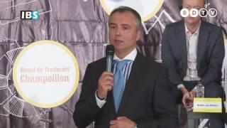 Felix Daniliuc in conferinta de la Bucuresti Business Days 2015