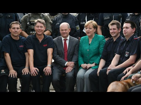 اتفاق لتشكيل حكومة بين المحافظين والديمقراطيين الاشتراكيين في ألمانيا  - 12:23-2018 / 2 / 7