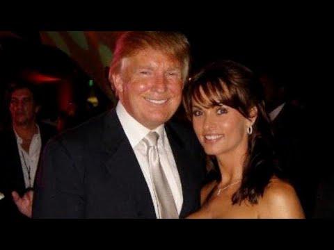 How Karen McDougal Began Her Alleged Affair With President Trump