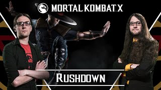 MKX: From Casual to Competitive - Episode 4: The art of Rushdown