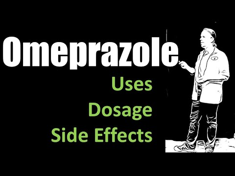 Uses For Omeprazole 20 Mg 40 Mg And Side Effects