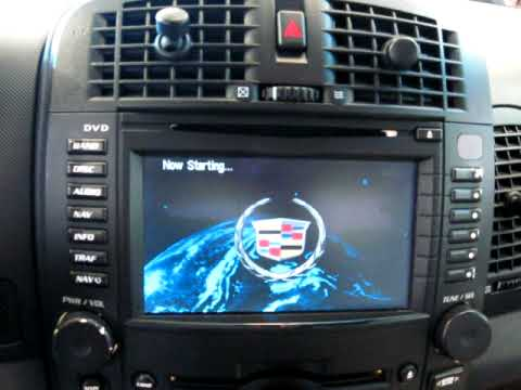 2003 Cadillac Cts With Navigation S3925 Youtube