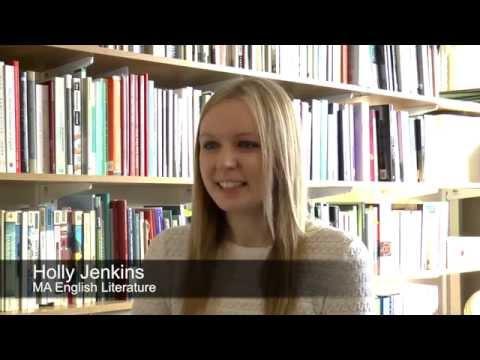 English Literature at Keele - Postgraduate