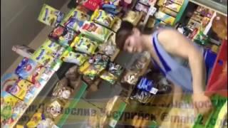 Тараканы в магазине Уссурийска(, 2017-01-20T06:07:11.000Z)
