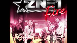 2NE1 Fire Official Instrumental