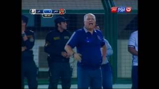 كأس مصر 2016 | ظباط الامن المركزى أهلاوية... فرحة ظباط الامن المركزى بهدف سعد سمير