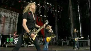 Black Stone Cherry - Lonely Train Download Festival 2009