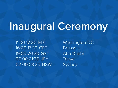 WCTOH2015 Inaugural Ceremony