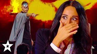 DANGEROUS MAGICIAN Makes Judges CRINGE on Georgia's Got Talent 2020 | Magicians Got Talent