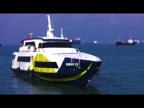 MPA Conducts Ferry Evacuation Exercise To Test Emergency Preparedness