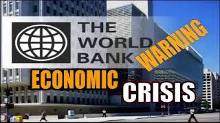 World Bank warns Trade Tensions Could Cause 2008 Level Crisis! The Start of the Financial Collapse