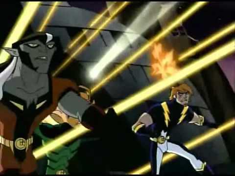 Legion of Super Heroes intro 2