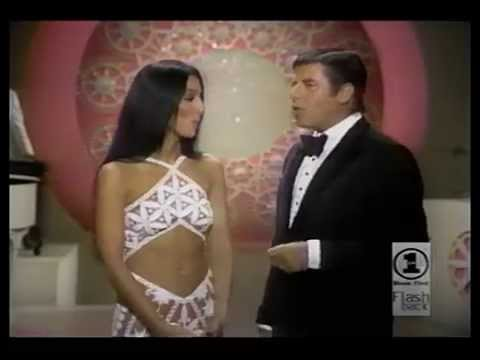 """Cher - Sing (""""Cher"""" 9/30/75) with guest Jerry Lewis"""