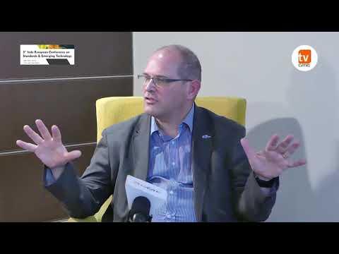 ETSI | Telecom Standards | Simon Hicks | Chairman, ETSI General Assembly | #EUINStandards