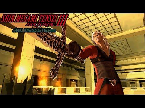 Shin Megami Tensei 3: Nocturne HD - Boss: Dante (Hard Mode)  