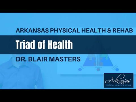 Triad of Health, Chirorpractor Fayetteville AR