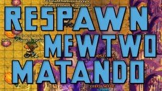 Respawn Mewtwo & Matando Ele - ot Pokemon :)
