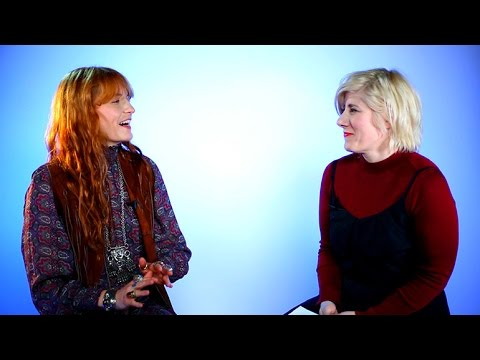 Kat Corbett Talks with Florence Welch of Florence + The Machine