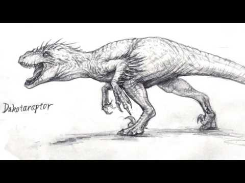 Tribute To Dakotaraptor Steini
