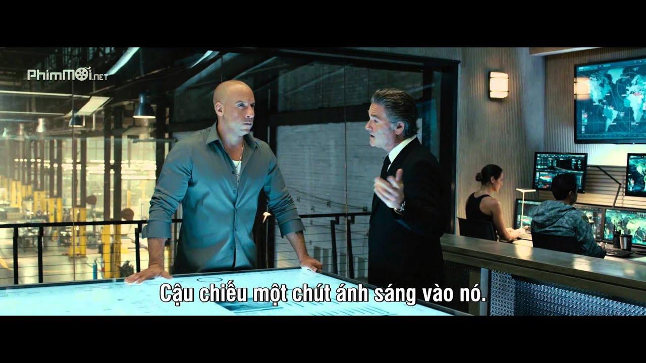 Fast and Furious 7 2015 - Đòn thuyết phục tài tình của Mr ...