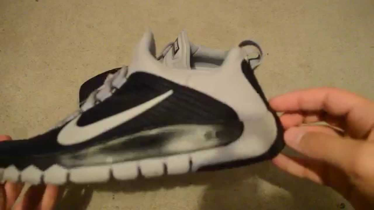 official photos 97e88 d1fc0 Nike Free Trainer 5.0 Black Grey Gray