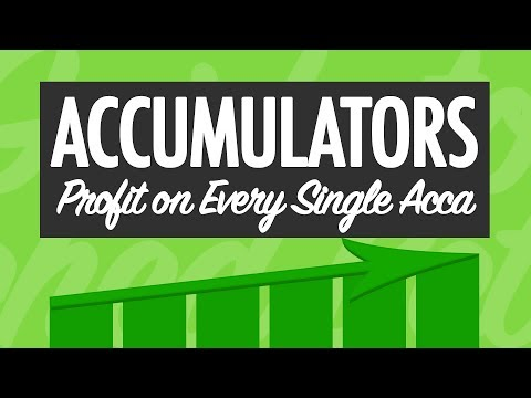 ACCUMULATOR TIPS: How To Profit On Matched Betting Accumulators