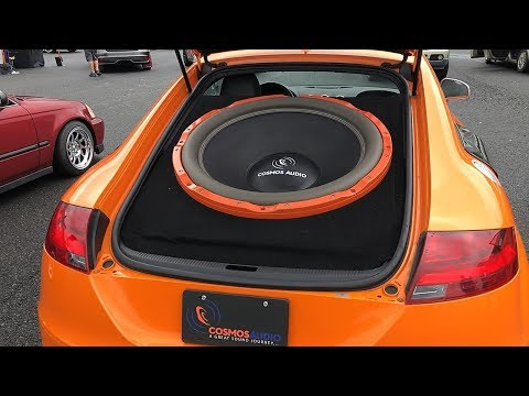 FIRST 32 INCH SUBWOOFER I HAVE EVER SEEN! **CRAZY FLEX**