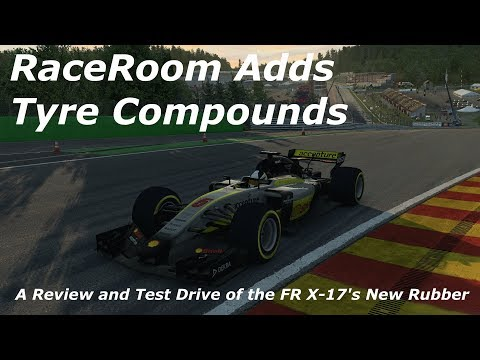 RaceRoom Adds Tyre Compounds - Hard and Soft Lap Comparison at Spa