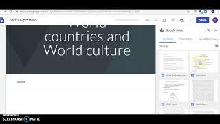 Wie das erstellen von e-Portfolios