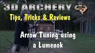 3D Archery - Lumenok Tuning