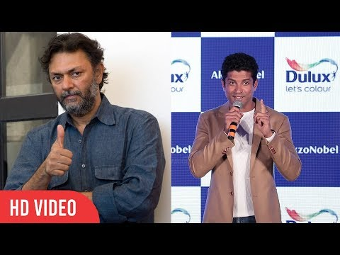 Farhan Akhtar About His Upcoming Film With Rakeysh Omprakash Mehra