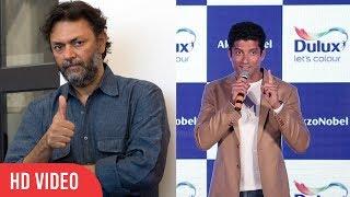 Farhan Akhtar About His Upcoming Film With Rakeysh Omprakash Mehra