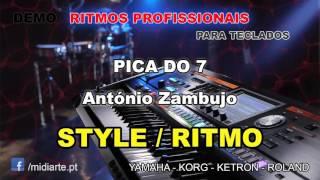 ♫ Ritmo / Style  - PICA DO 7  - António Zambujo