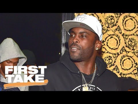Michael Vick Clarifies Colin Kaepernick Comments On Cutting Hair | First Take | July 19, 2017