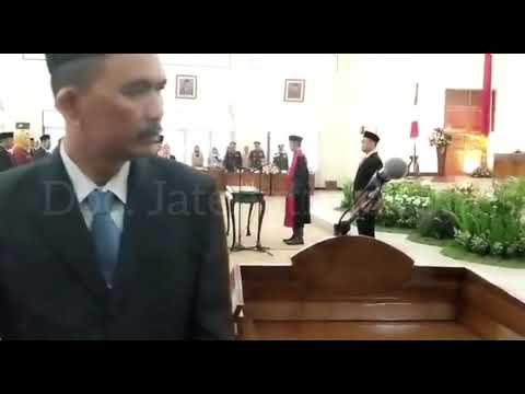 JATENGTIME - Pelantikan Pimpinan DPRD Demak