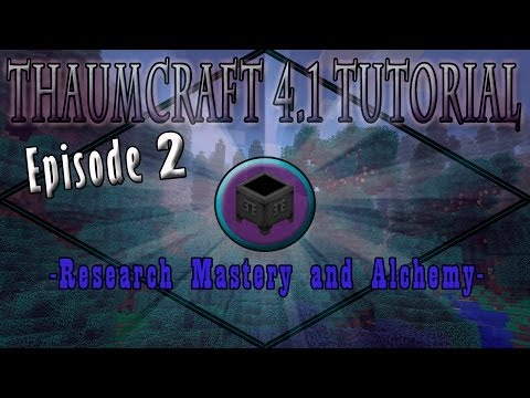 Thaumcraft 4 1 0 Research Changes Funnycat Tv