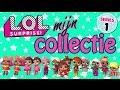 Mijn LOL surprise dolls collectie! Ik laat al mijn poppen zien!