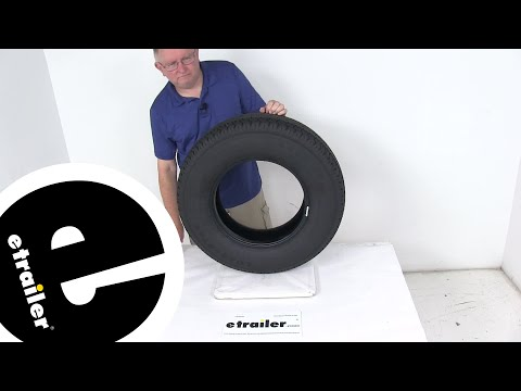 Review of Kenda Tires and Wheels - Tire Only - AM10256 - etrailer.com