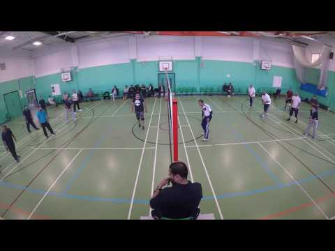 Northern Stars V Naaz 21.05.17 - Broadway Volleyball Championship - Birmingham