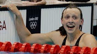 Katie Ledecky wins 1500m freestyle at the World Championship 2013 Barcelona (last 100m)