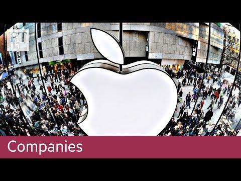 Apple's Alleged Overseas Tax Strategy