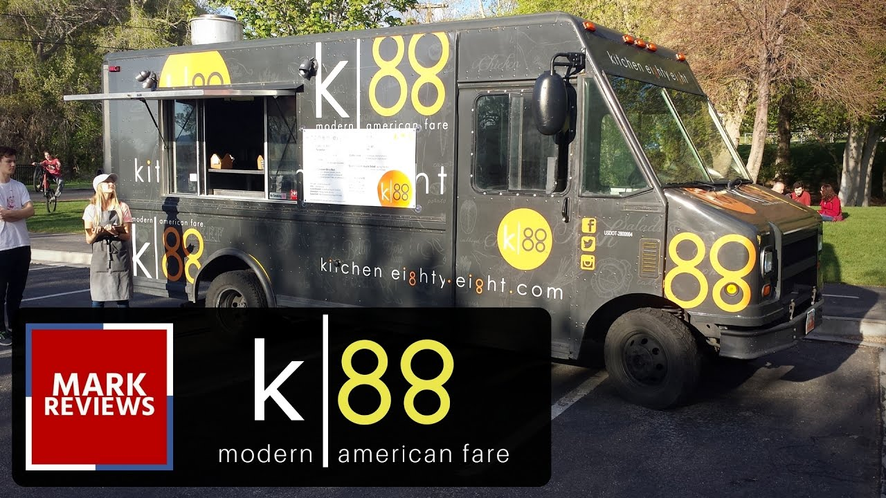 Kitchen 88 food truck review