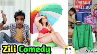 Zili Funny Video😂 | Best Tiktok Comedy Videos | funny Tiktok videos | Tiktok video clip | takatak 4