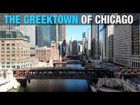 Greektown: The Heart of Hellenism in Chicago