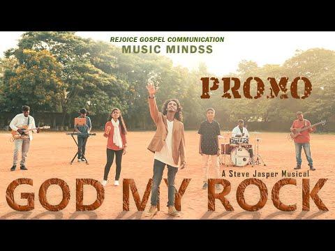 GOD MY ROCK – Lyrics