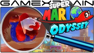 Super Mario Odyssey ANALYSIS - Switch Overview Gameplay & Controls (Secrets & Easter Eggs)