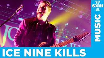 Ice Nine Kills - SAVAGES [Live @ Belasco Theater in L.A] | SiriusXM