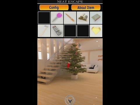 Escape Games  Christmas Walkthrough [Neat Escape]