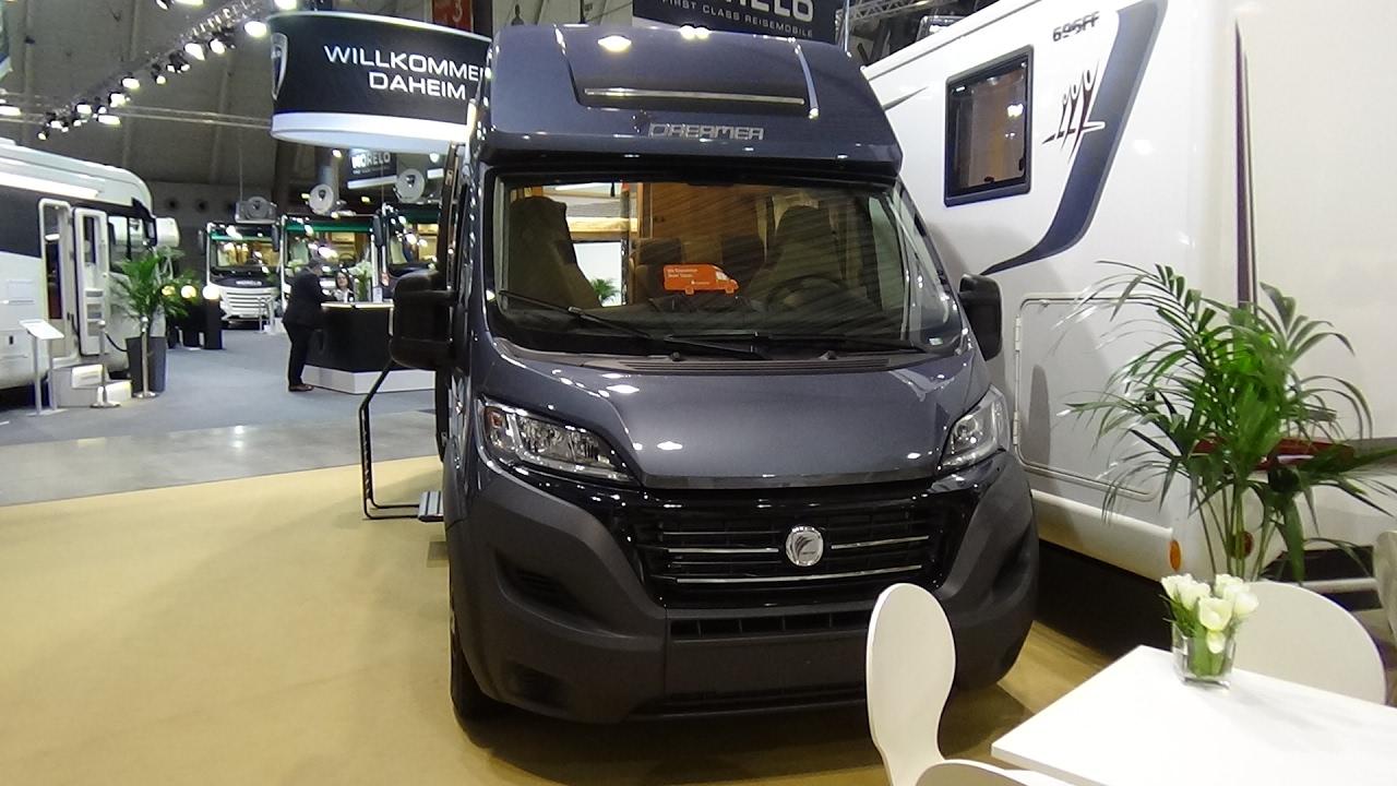 2017 Rapido Dreamer Family Van Exterior And Interior Caravan Show Cmt Stuttgart